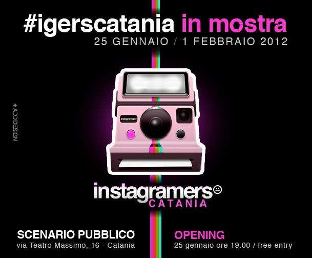 #igerscatania in mostra, la città raccontata con l'iphone