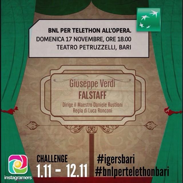 Solidarietà e cultura a Bari con Telethon e Igersbari