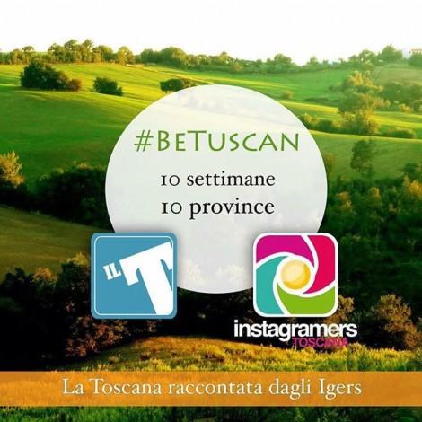 Be Tuscan: dall'account Instagram del Tirreno gli igers raccontano la regione