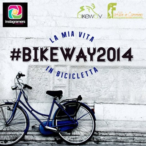 Bike Way 2014, l'Italia a due ruote su Instagram