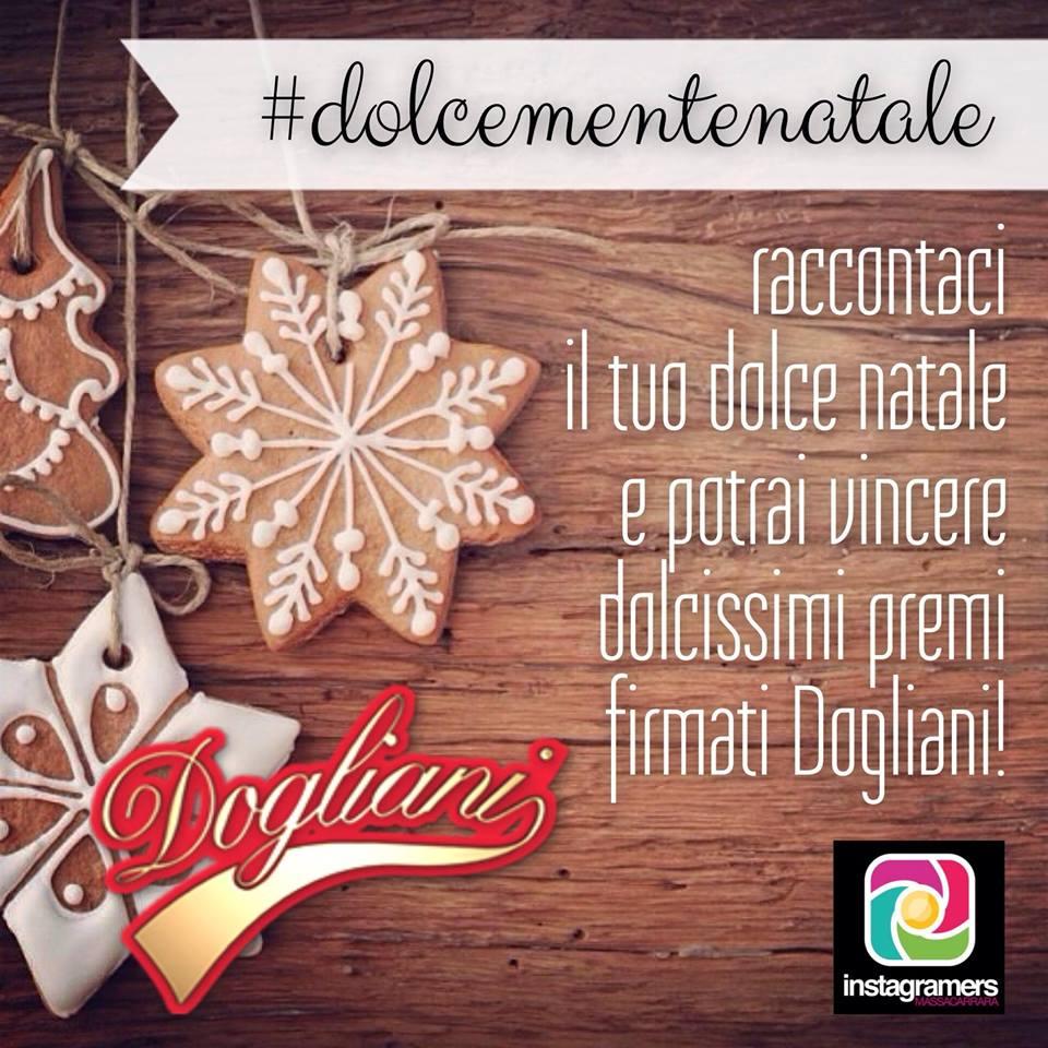 """#DolcementeNatale il challenge """"zuccheroso"""" di Instagramers Massa Carrara"""