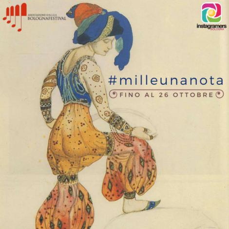 Mille e una Nota: entra in un mondo fiabesco con Bologna Festival e Igersbologna