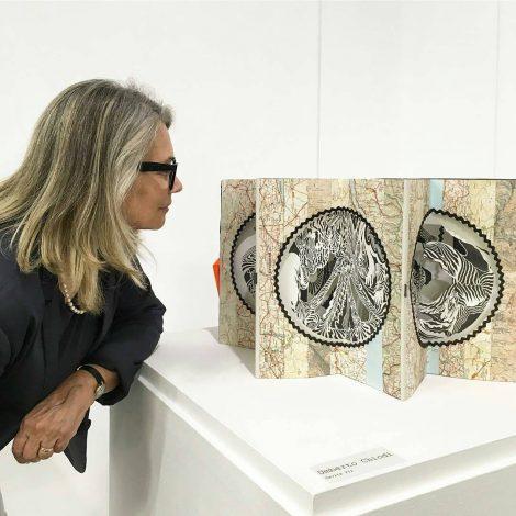Book Art: la prima mostra italiana raccontata su instagram