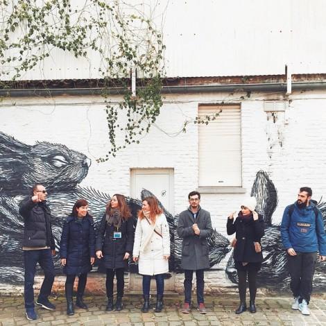 Instagramers a Gent: un tuffo nelle Fiandre