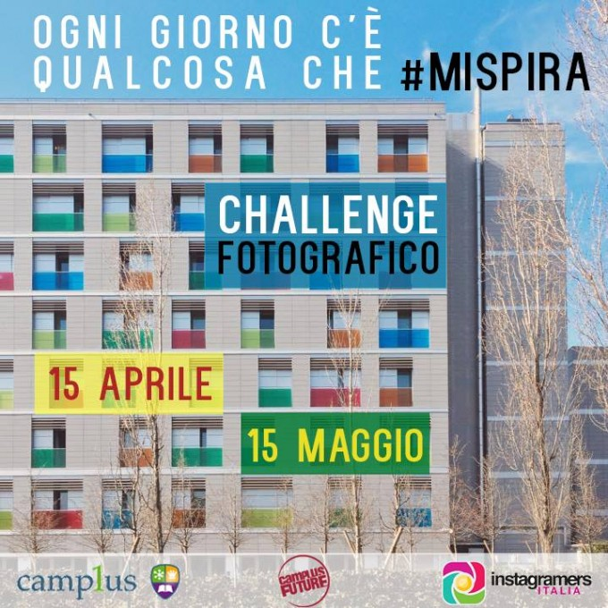 Lasciati ispirare dal Challenge Instagram di Camplus Future