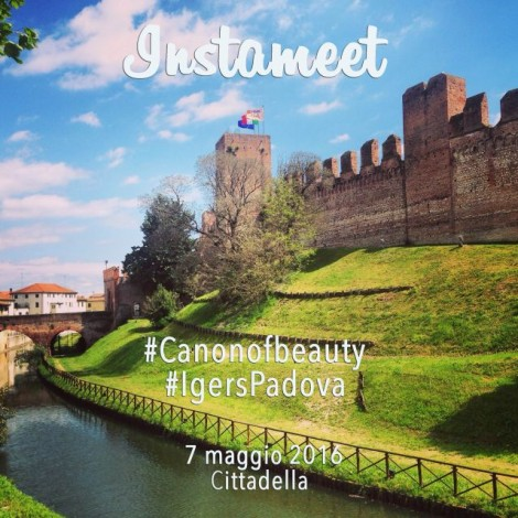 #Canonofbeauty: alla scoperta di Cittadella e delle sue mura con IgersPadova e Canon Italia
