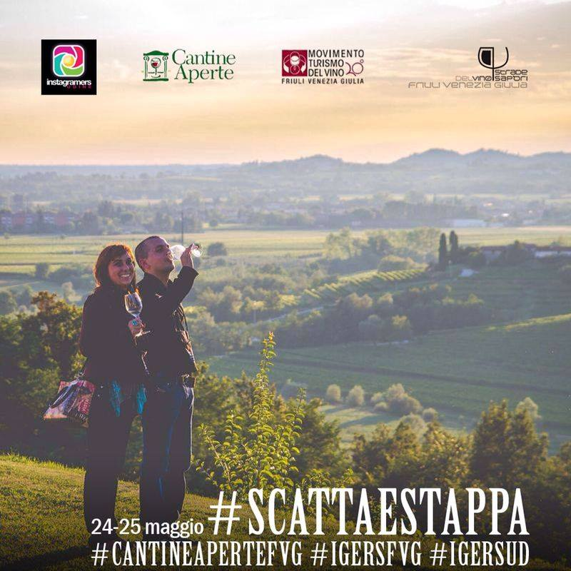 Scatta&stappa per brindare alla nuova community di Udine!
