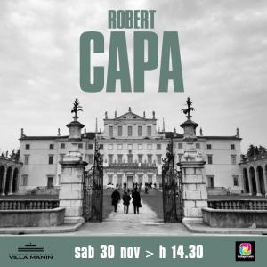 "Robert Capa ""La Realtà di fronte"""
