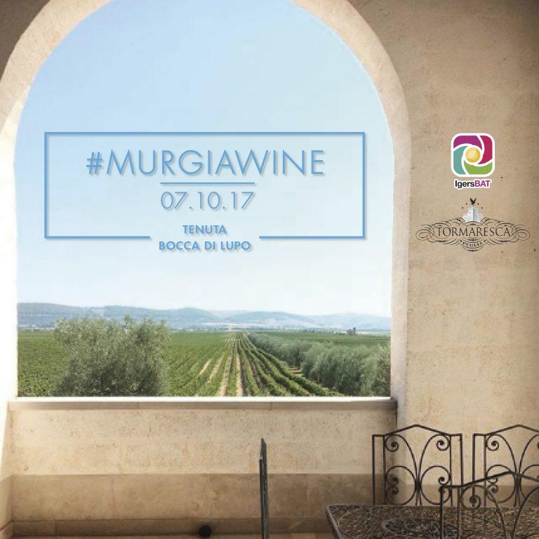 Murgia Wine - IgersBAT 2017
