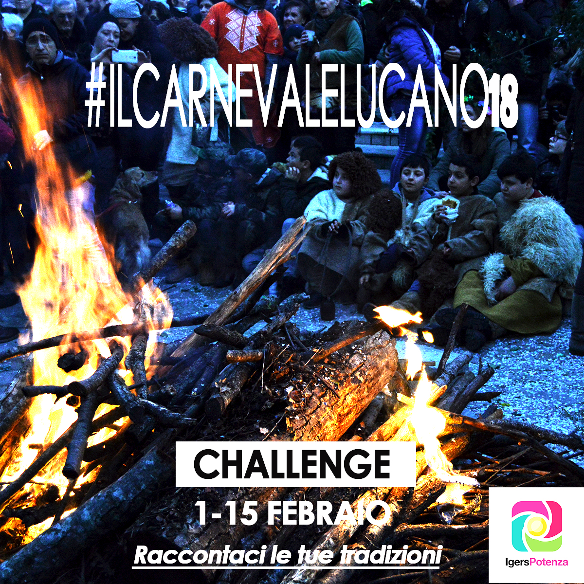 Carnevale Lucano 2018 - challenge