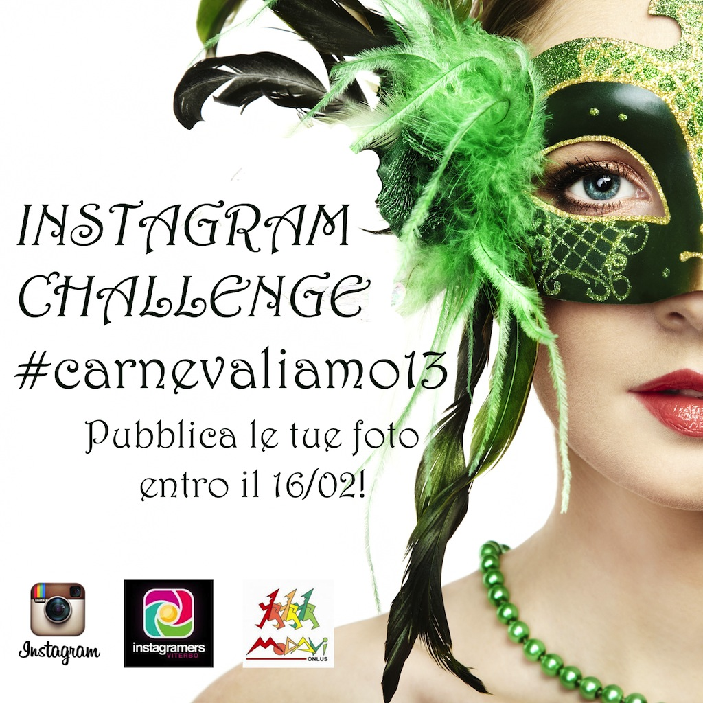 "Modavi e IgesViterbo presentano ""Carnevaliamo 2013"""