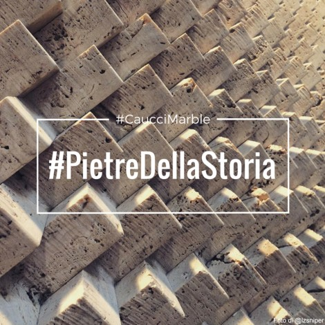 #PietreDellaStoria, il nuovo challenge fotografico sullebellezze italiane in travertino