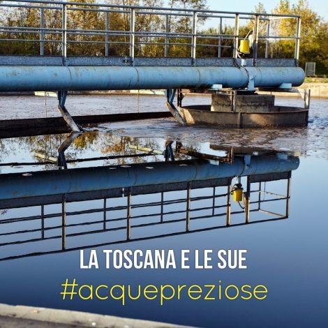 La Toscana e le sue #Acquepreziose in un challenge