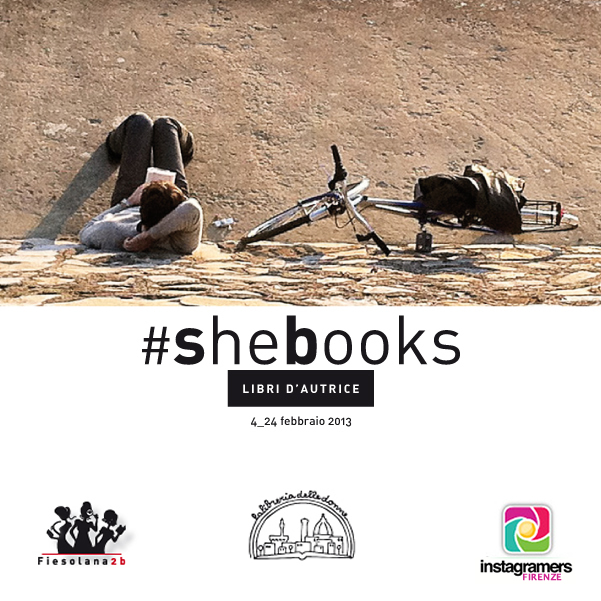 Challenge letterario al femminile con Instagramers Firenze
