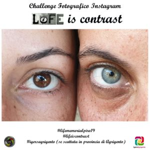 Life is Contrast - Instagram Challenge