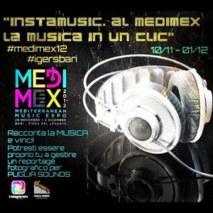 MEDIMEX 2012 Instagram challenge