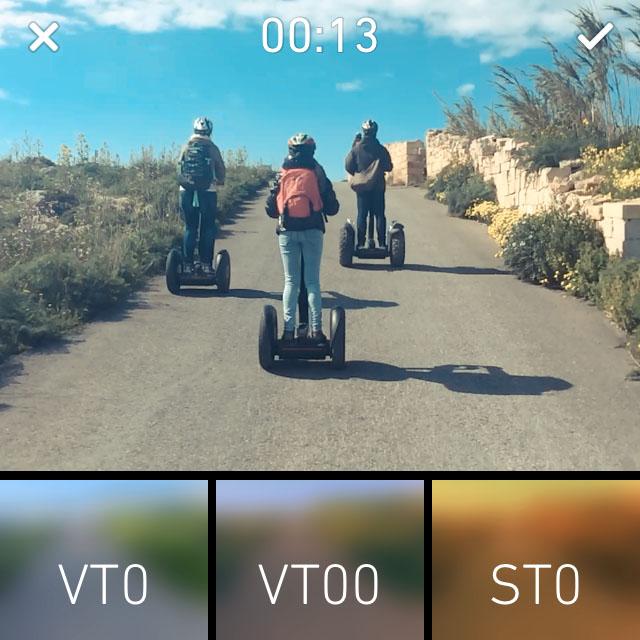 Chromic: la VSCO Cam dei video