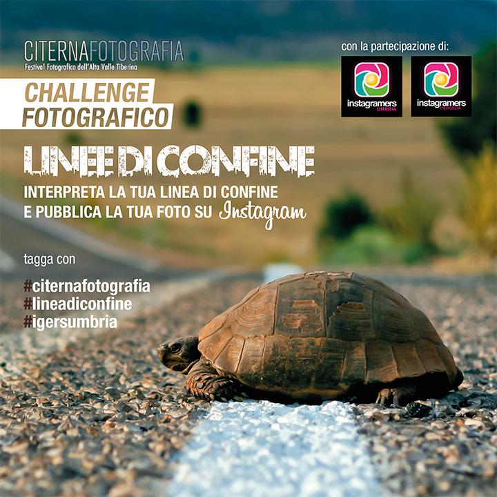 """Challenge """"Linea di confine"""" con IgersUmbria"""