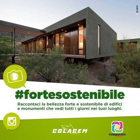#fortesostenibile: la bellezza si racconta!