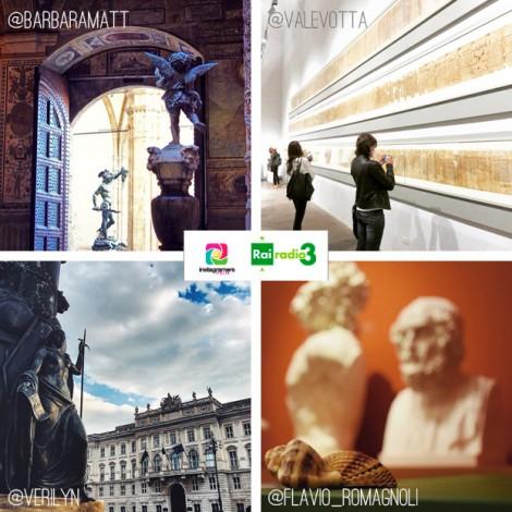 #MuseoNazionale: le opere scelte giocano con la luce