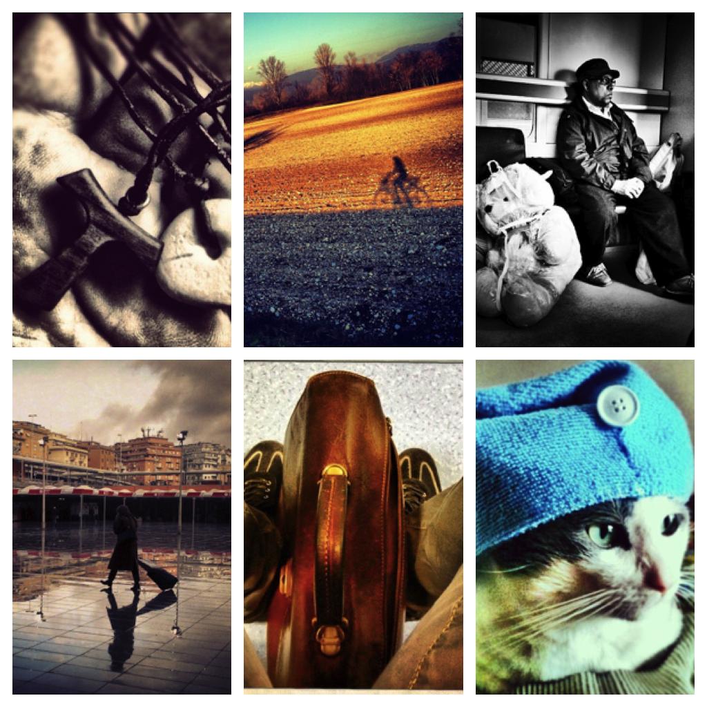Collage vincitori #compagnodiviaggio