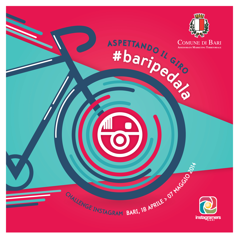 Aspettando il Giro, #Baripedala!