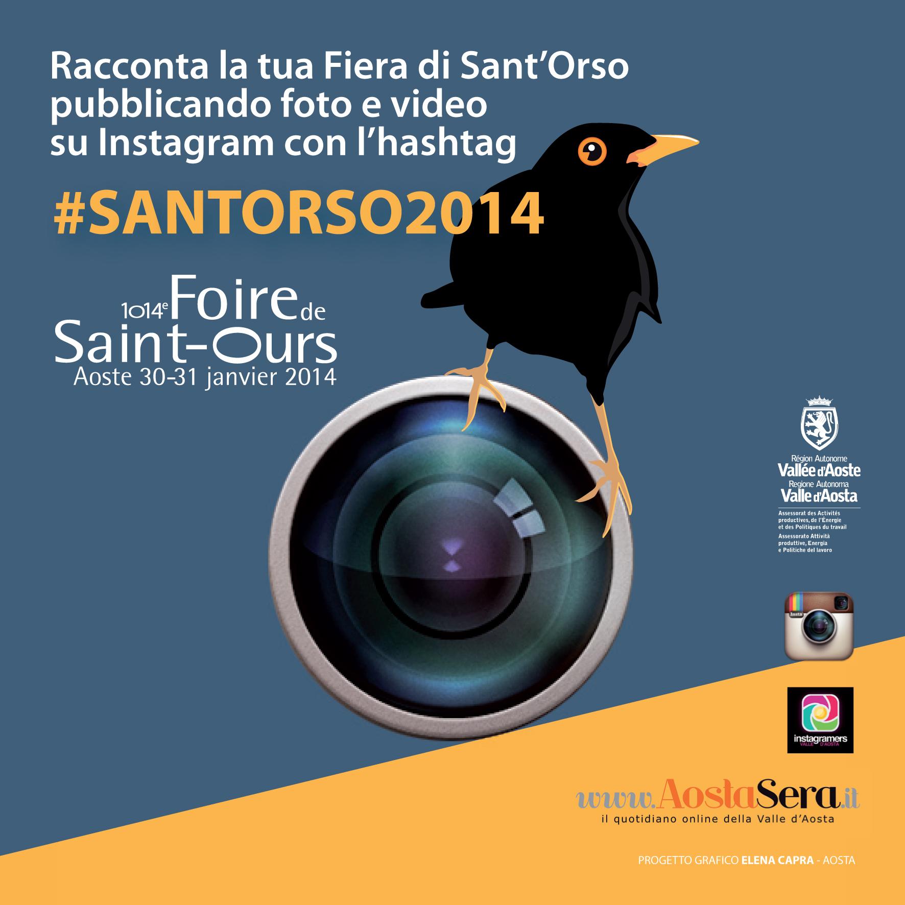 #santorso2014, la Fiera torna su Instagram
