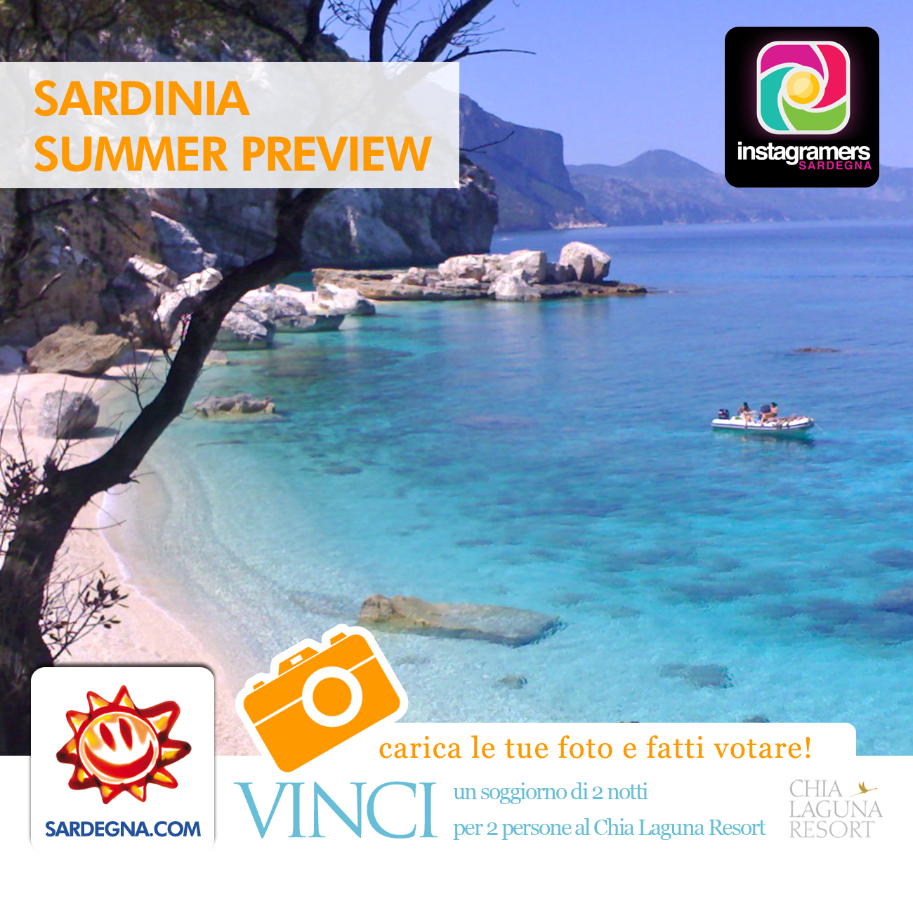 Sardinia Summer Preview con @igersSardegna