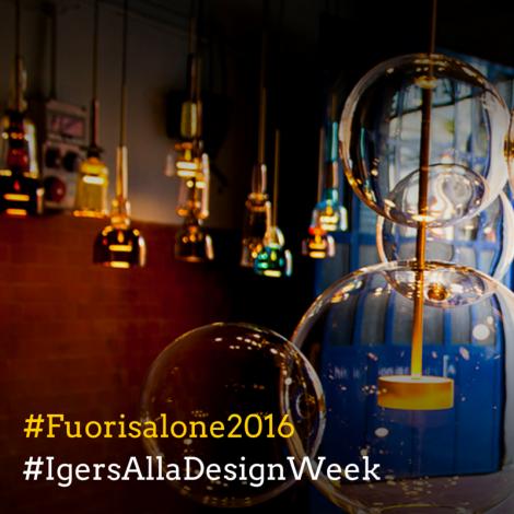 Igers protagonisti alla Milano Design Week