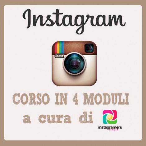 locandina corso instagram - instagramers italia work wide women