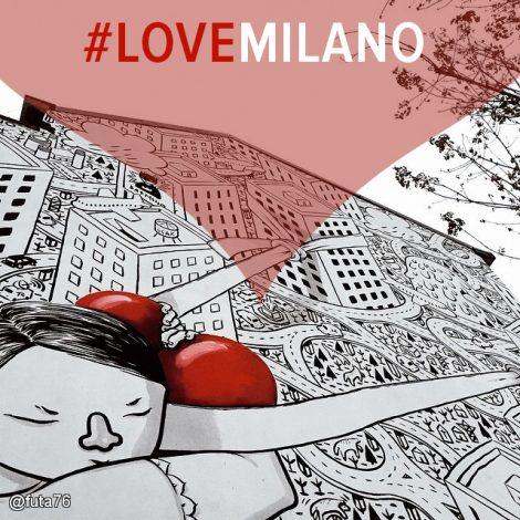 Amore e Arte a Milano? #LoveMilano