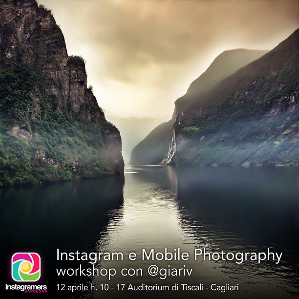 Workshop e IgersAcademy su Instagram e Mobile Photography