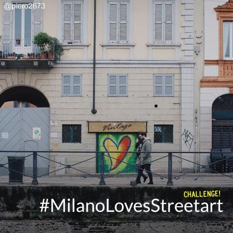 Alla AffordableArtFair per affermare che #MilanoLovesStreetart