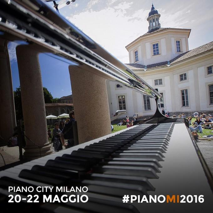 Piano City, la città in musica, raccontata da un instagramer