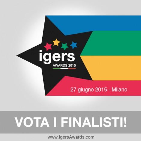 Igers Awards 2015: ecco i finalisti