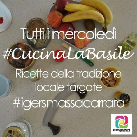 Nuova rubrica di cucina per @igersmassacarrara