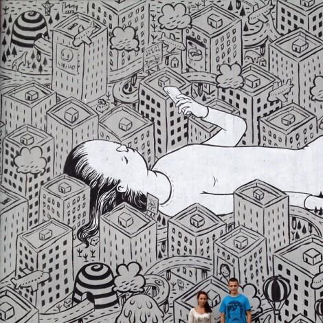 #Milloland: un tag per raccontare le opere di un altro grande street artist italiano