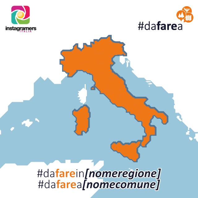 Cosa fare negli oltre 8000 comuni d'Italia? Scoprilo su Instagram