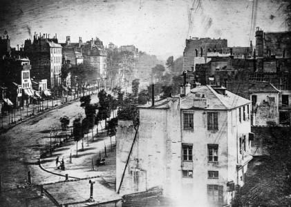 Dagherrotipo di Louis Daguerre