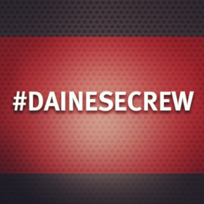 Daineseofficial su Instagram