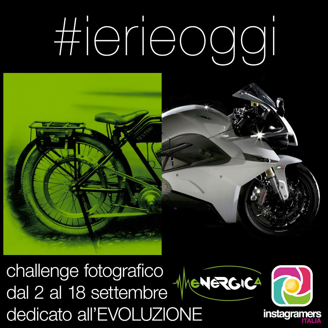 #ierieoggi – Energica e Igersitalia insieme per un Challenge dedicato all'evoluzione