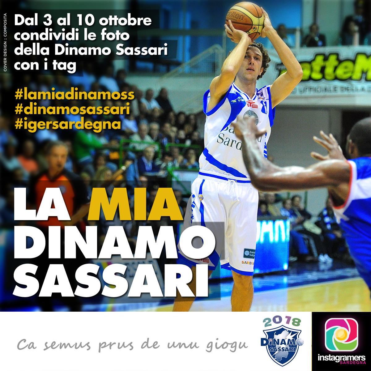 La Dinamo Sassari sbarca su Instagram con @igers_sardegna