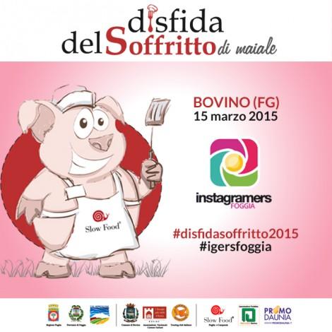 """One day challenge per """"La Disfida del Soffritto"""" con Instagramers Foggia"""