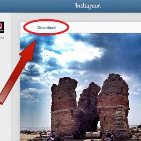 Download: scarica le foto direttamente da Instagram
