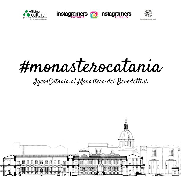InstantBook: IgersCatania al Monastero dei Benedettini