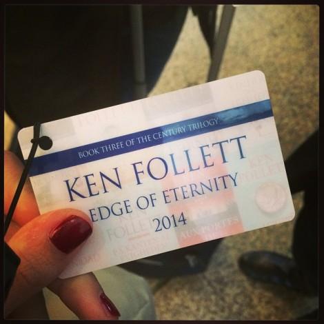 """Ken Follett: un autore """"social"""" a 300 Km/h"""