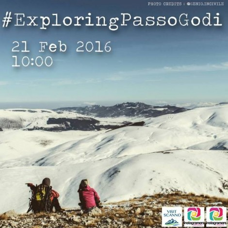 Exploring Passo Godi con Instagramers Abruzzo