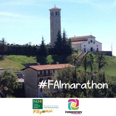 #FAImarathon a Clauzetto con igerspn