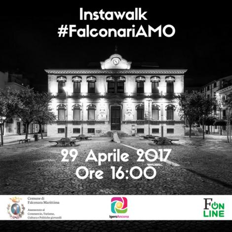 Instawalk #Falconariamo con Igers Ancona