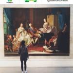La famiglia di Don Filippo di Borbone, Baldrighi, Galleria Nazionale Parma. Ph credits: @ferericocucinelli